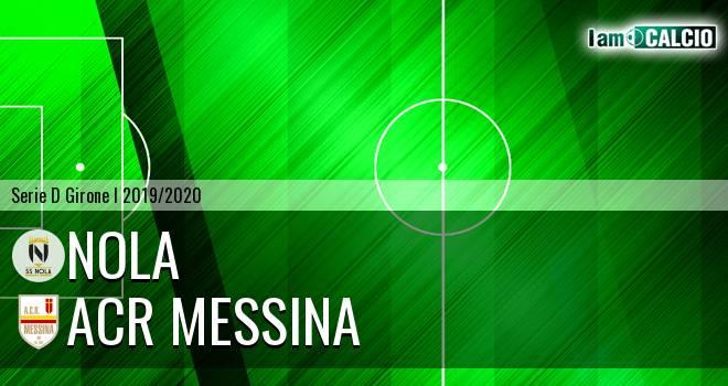 Nola - ACR Messina