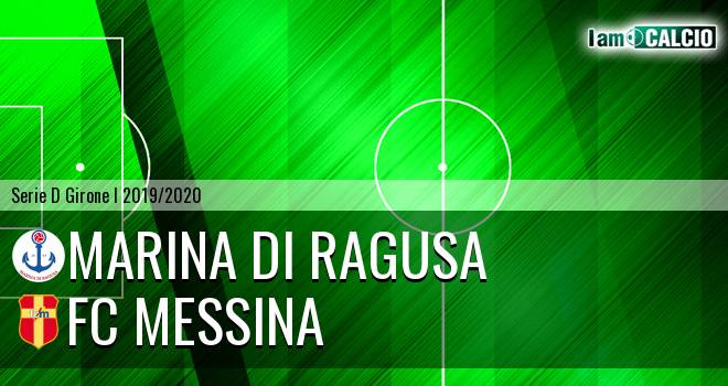 Marina di Ragusa - FC Messina