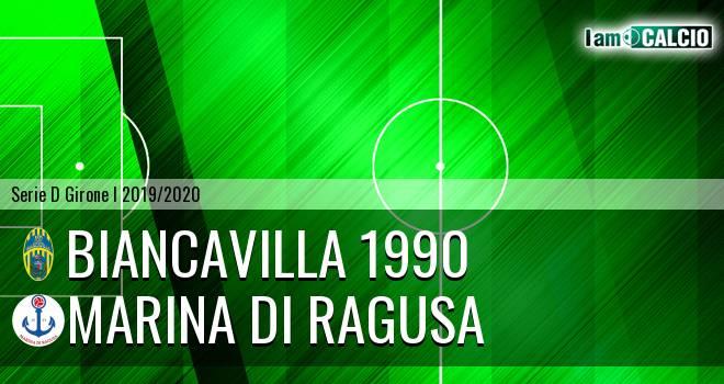 Biancavilla 1990 - Marina di Ragusa
