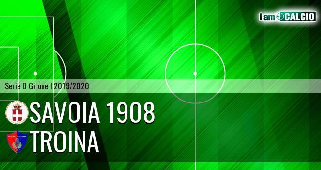 Savoia 1908 - Troina