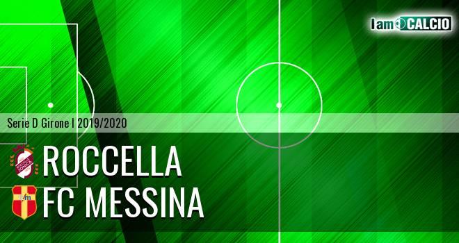 Roccella - FC Messina