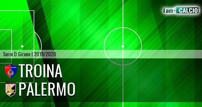 Troina - Palermo