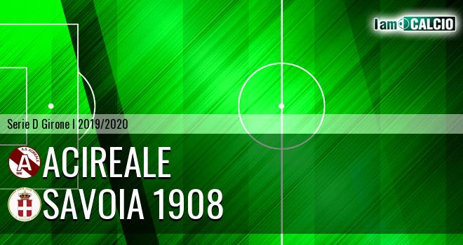 Acireale - Savoia 1908