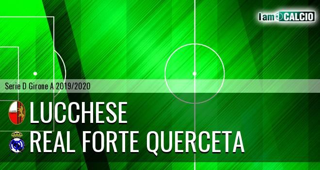 Lucchese - Real Forte Querceta