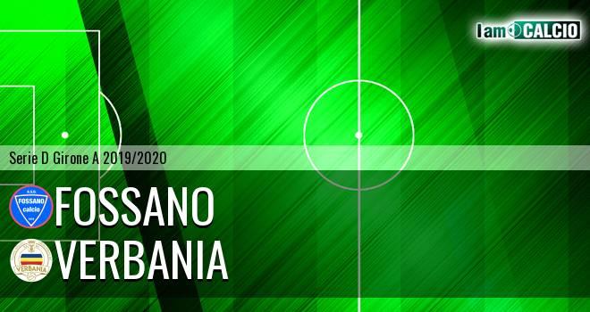 Fossano - Verbania