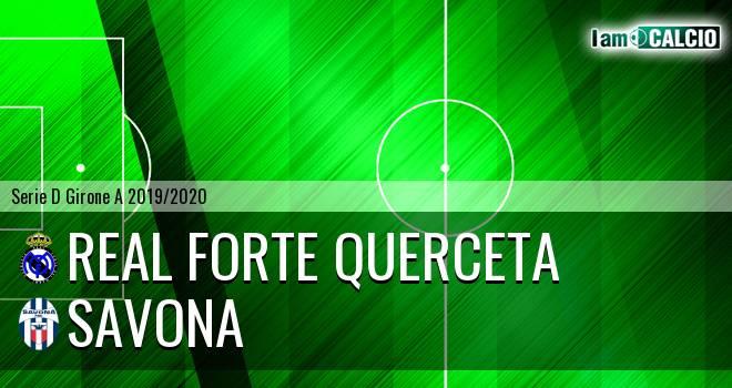 Real Forte Querceta - Savona