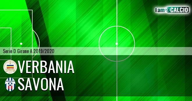 Verbania - Savona
