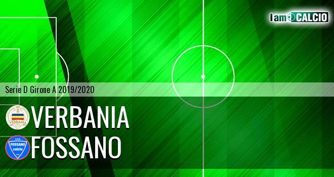 Verbania - Fossano
