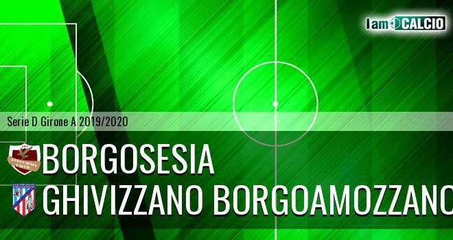Borgosesia - Ghivizzano