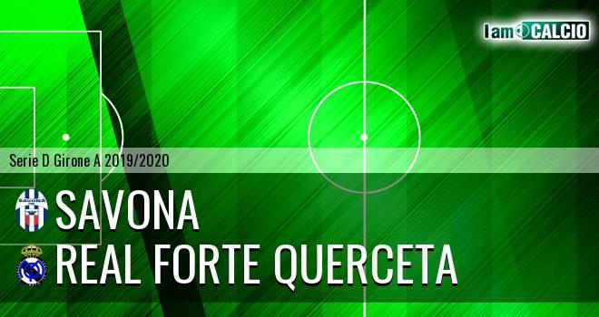 Savona - Real Forte Querceta