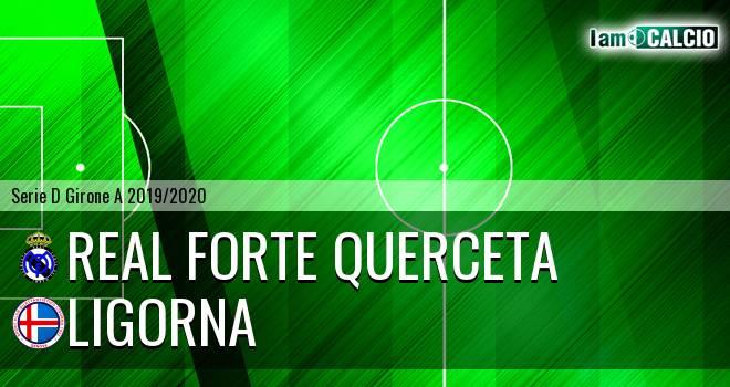 Real Forte Querceta - Ligorna