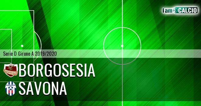 Borgosesia - Savona