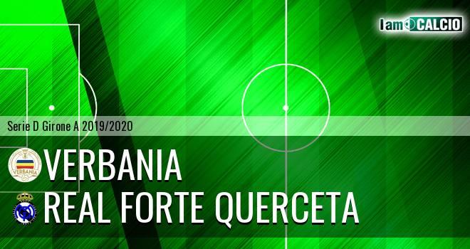 Verbania - Real Forte Querceta