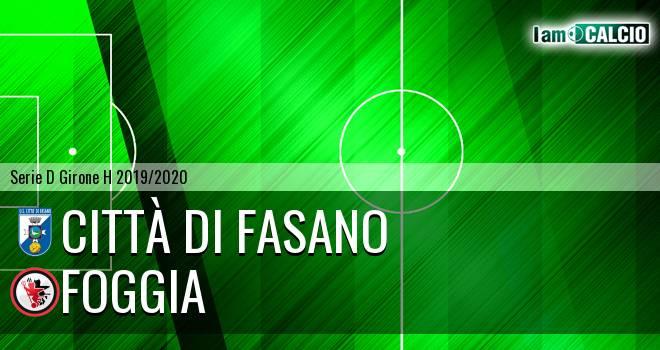 Citta' di Fasano - Foggia