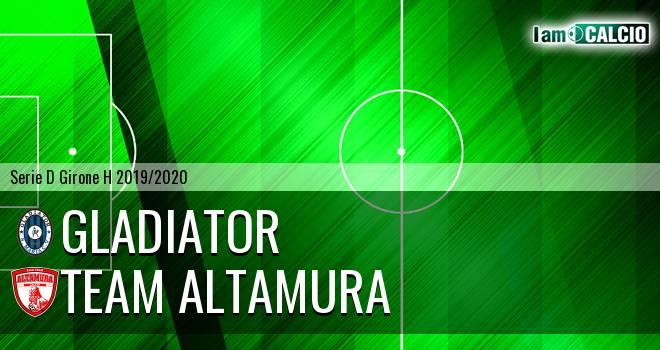 Gladiator - Team Altamura