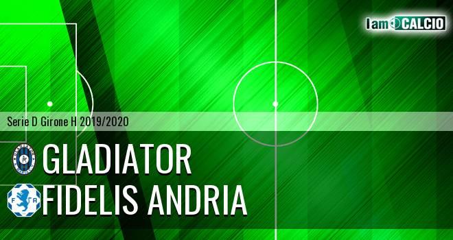 Gladiator - Fidelis Andria