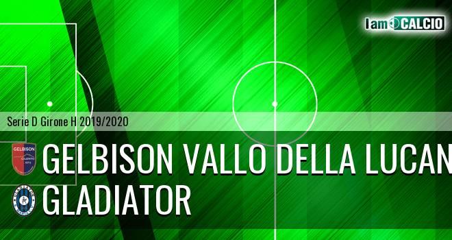 Gelbison Vallo Della Lucania - Gladiator