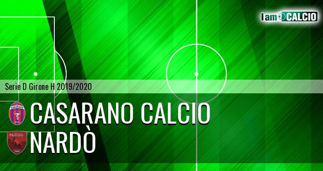 Casarano Calcio - Nardò