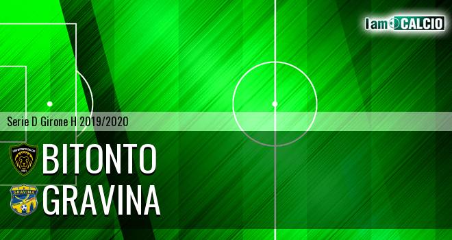 Bitonto Calcio - Gravina