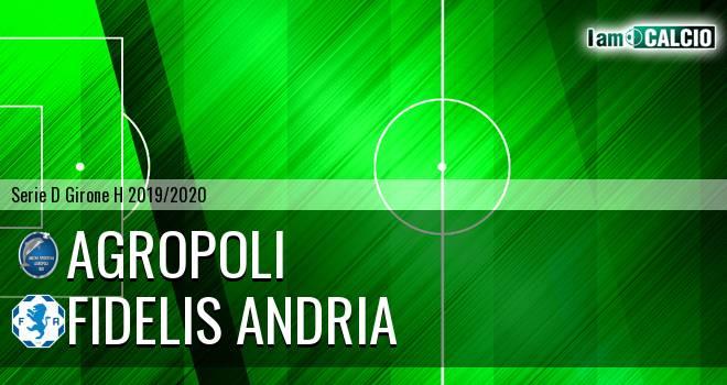 Agropoli - Fidelis Andria