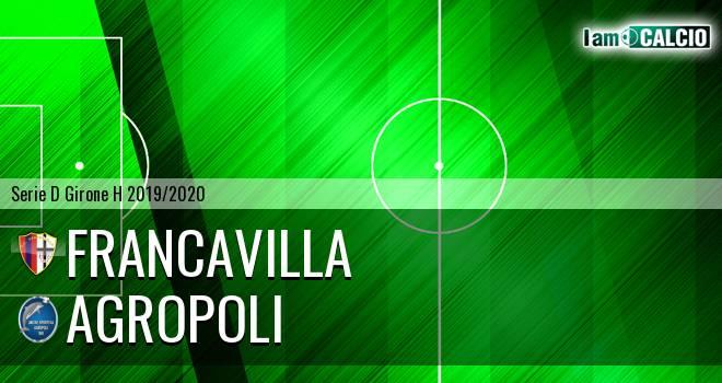 Francavilla - Agropoli