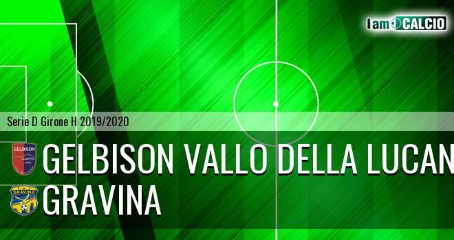 Gelbison Vallo Della Lucania - Gravina