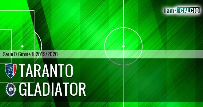 Taranto - Gladiator