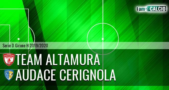 Team Altamura - Audace Cerignola