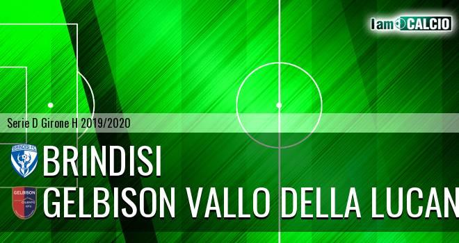 Brindisi - Gelbison Vallo Della Lucania