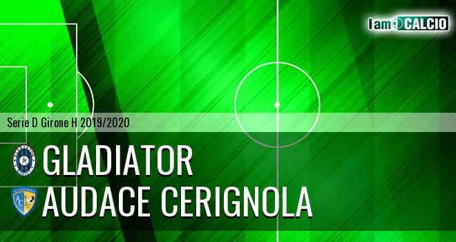 Gladiator - Audace Cerignola