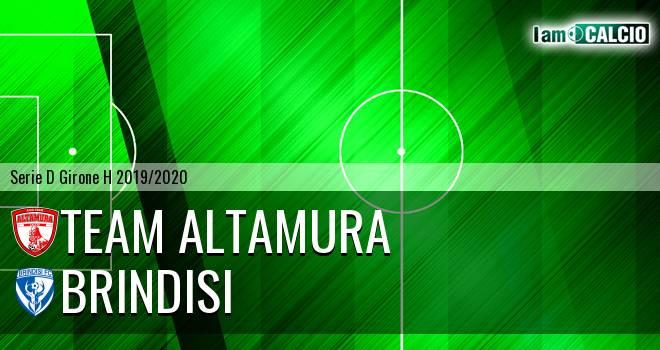 Team Altamura - Brindisi