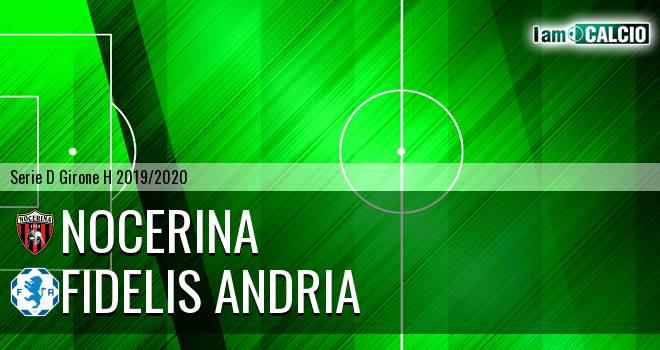 Nocerina - Fidelis Andria