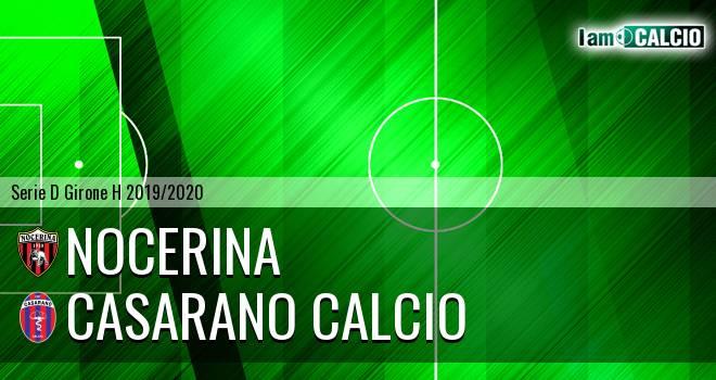 Nocerina - Casarano Calcio