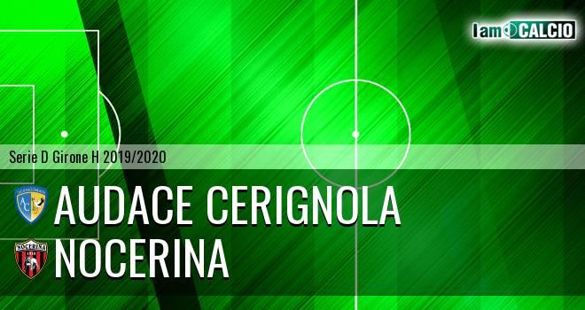 Audace Cerignola - Nocerina