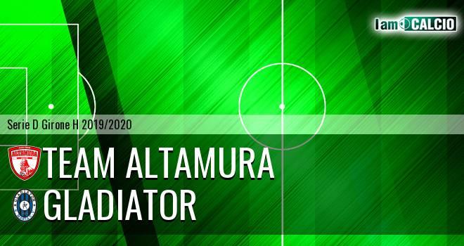 Team Altamura - Gladiator