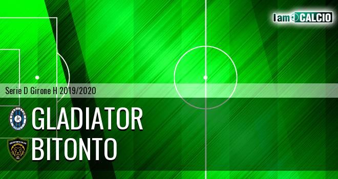 Gladiator - Bitonto Calcio