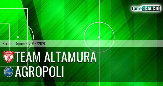 Team Altamura - Agropoli