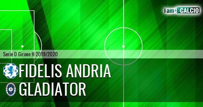 Fidelis Andria - Gladiator