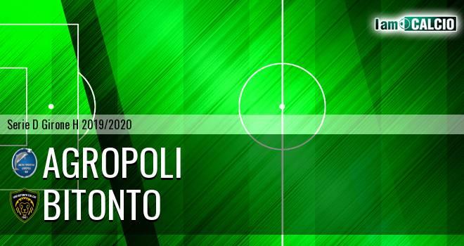 Agropoli - Bitonto Calcio