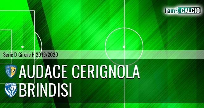 Audace Cerignola - Brindisi