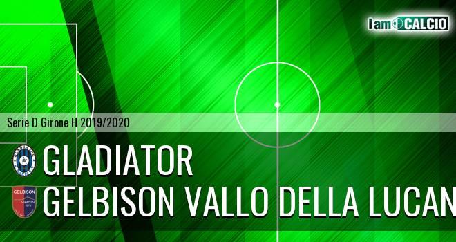 Gladiator - Gelbison Vallo Della Lucania