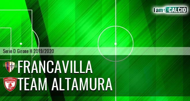 Francavilla - Team Altamura