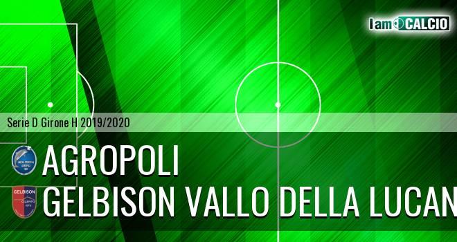 Agropoli - Gelbison Vallo Della Lucania
