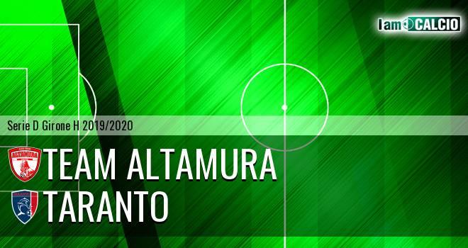 Team Altamura - Taranto