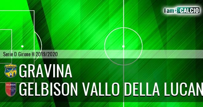 Gravina - Gelbison Vallo Della Lucania