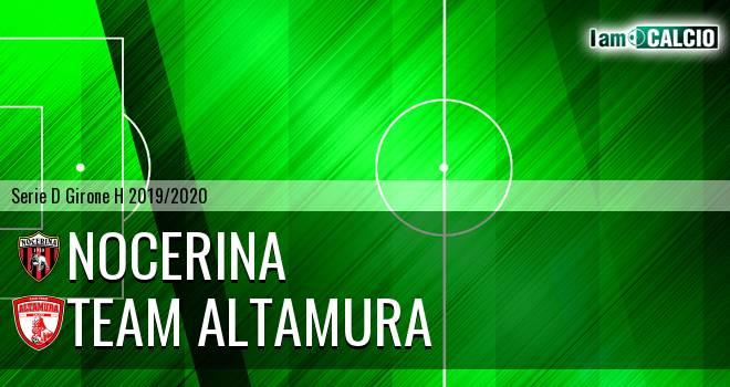 Nocerina - Team Altamura