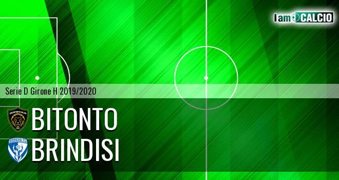 Bitonto Calcio - Brindisi