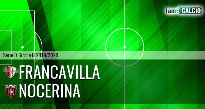Francavilla - Nocerina
