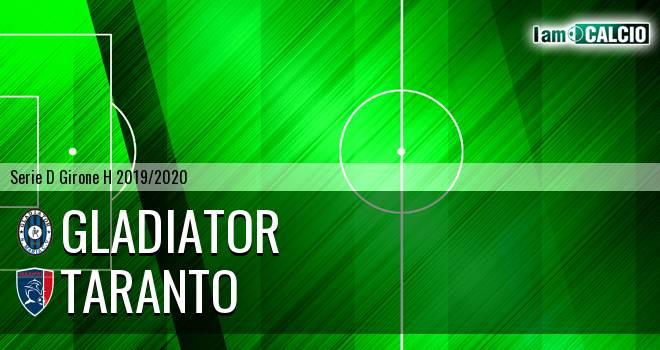 Gladiator - Taranto
