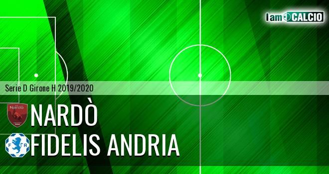 Nardò - Fidelis Andria